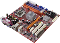 PC Chips Memoria De Placa Base