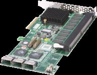 ICP Vortex RAID Memoria Del Controlador