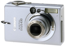 Canon Digital IXUS 430
