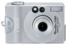 Canon PowerShot S100 Digital ELPH