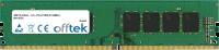 288 Pin Dimm - DDR4 - PC4-17000 (2133Mhz) - Non-ECC 4GB Módulo