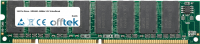 168 Pin Dimm - SDRAM - 66Mhz 3.3V Sin Búfer 128MB Módulo
