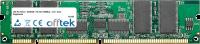 168 Pin Dimm - SDRAM - PC100 (100Mhz) - 3.3V - ECC Con Registro 256MB Módulo