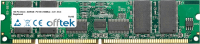 168 Pin Dimm - SDRAM - PC100 (100Mhz) - 3.3V - ECC Con Registro 1GB Módulo