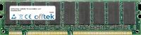 168 Pin Dimm - SDRAM - PC133 (133Mhz) - 3.3V - Sin Búfer ECC 512MB Módulo
