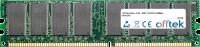 184 Pin Dimm - 2.5V - DDR - PC2700 (333Mhz) - Non-ECC 256MB Módulo