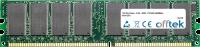 184 Pin Dimm - 2.6V - DDR - PC3200 (400Mhz) - Non-ECC 256MB Módulo