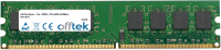 240 Pin Dimm - 1.8v - DDR2 - PC2-4200 (533Mhz) - Non-ECC 2GB Módulo