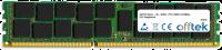 240 Pin Dimm - 1.5v - DDR3 - PC3-10600 (1333Mhz) - ECC Con Registro 4GB Módulo