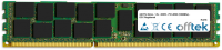 240 Pin Dimm - 1.5v - DDR3 - PC3-8500 (1066Mhz) - ECC Con Registro 16GB Módulo