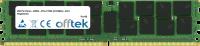 288 Pin Dimm - DDR4 - PC4-17000 (2133Mhz) - ECC Con Registro 32GB Módulo