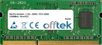 204 Pin Sodimm - 1.35v - DDR3 - PC3-12800 (1600Mhz) - Non-ECC  16GB Módulo