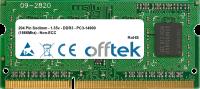 204 Pin Sodimm - 1.35v - DDR3 - PC3-14900 (1866Mhz) - Non-ECC 8GB Módulo