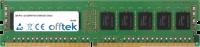 288 Pin 1.2v DDR4 PC4-21300 ECC Dimm 16GB Módulo