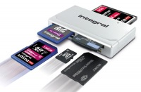 Integral High Speed USB 2.0 - 19 In 1 Tarjeta Reader Tarjeta Reader