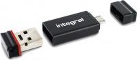 Integral USB OTG Adaptador Con Fusion 2.0 Unidad 8GB
