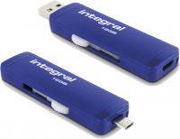 Integral Slide USB 3.0 OTG Unidad 16GB