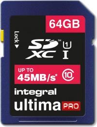 Integral SDXC 64GB Tarjeta