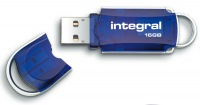 Integral Courier Pen Unidad USB 16GB (34x Speed)