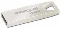 Integral Metal ARC USB 2.0 Flash Unidad 16GB