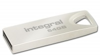 Integral Metal ARC USB 2.0 Flash Unidad 64GB