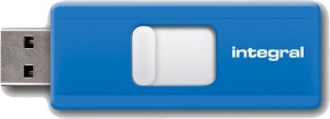 Integral Slide USB Unidad 16GB