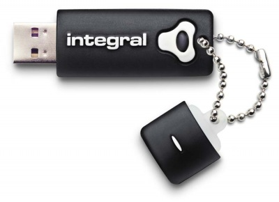 Integral Splash Unidad 8GB Unidad (Black)