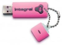 Integral Splash Unidad 16GB Unidad (Pink)