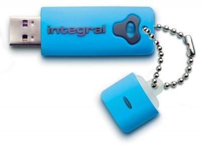 Integral Splash Unidad 16GB Unidad (Blue)