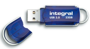 Integral Courier USB 3.0 Flash Unidad 32GB