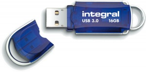 Integral Courier USB 3.0 Flash Unidad 16GB