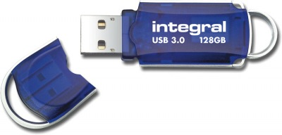 Integral Courier USB 3.0 Flash Unidad 128GB Unidad