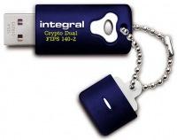 Integral Crypto Dual FIPS 140-2 Encriptado USB Unidad 16GB