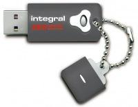 Integral Crypto Unidad Encriptado USB - (FIPS 197) 8GB Unidad