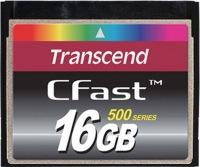 Transcend CFast  16GB Tarjeta