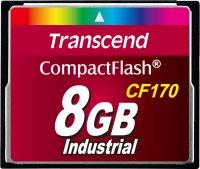 Transcend CF170 Compact Flash 8GB Tarjeta