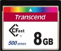 Transcend CFast  8GB Tarjeta