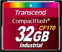 Transcend CF170 Compact Flash 32GB Tarjeta