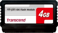 Transcend PATA Flash Módulo (44Pin Vertical) 4GB