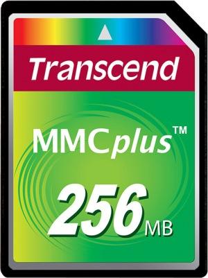 Transcend MultiMedia Tarjeta Plus 256MB Tarjeta
