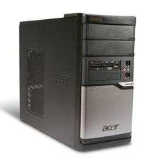 Acer Extensa X2610G-A12D ordenador de sobremesa