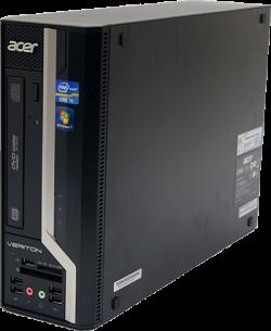 Acer Veriton X2640G-xxx Serie ordenador de sobremesa