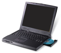 Acer TravelMate 200DX portátil