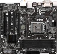 AsRock B85M placa base