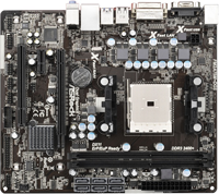 AsRock FM2A88X-ITX+ placa base