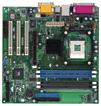 AsRock M3A UCC placa base