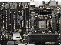 AsRock Z77TM-ITX placa base