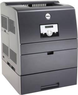 Dell Colour Laser Printer 3000cn impresora