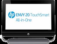 HP-Compaq Envy 20 Serie