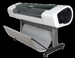 HP-Compaq DesignJet 500 impresora